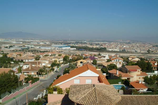 Foto de las Torres de Cotillas